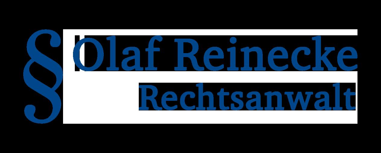 Rechtsanwalt Olaf Reinecke